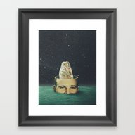 The Odyssey Framed Art Print