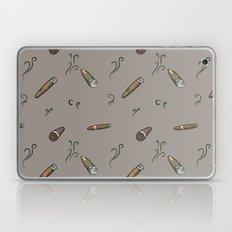 Smoky cigar pattern  Laptop & iPad Skin