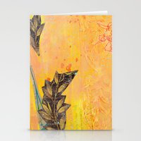 Autumn Air Stationery Cards