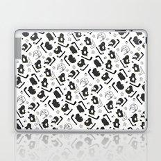 penguin print Laptop & iPad Skin
