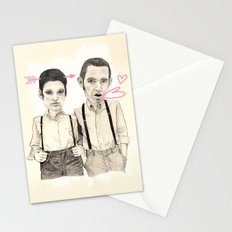 Meet the Valentines Stationery Cards
