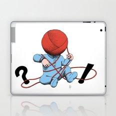 Mankind Laptop & iPad Skin