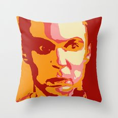 WHEATON! Throw Pillow