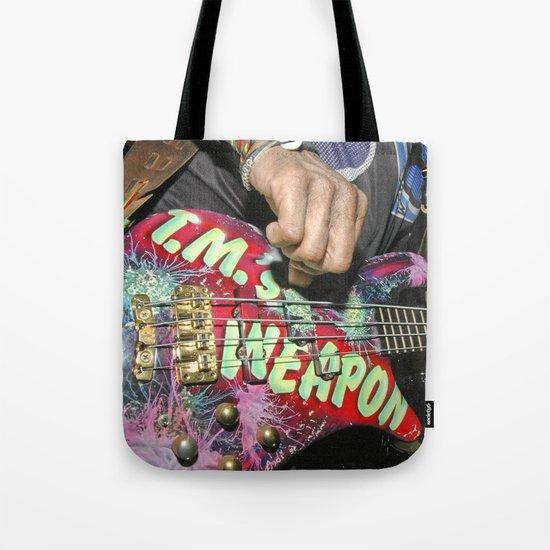 Guitarplayer - Let It Rock Tote Bag