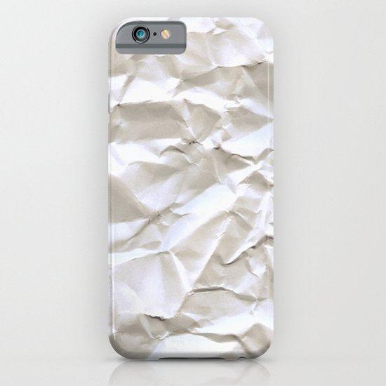 White Trash iPhone & iPod Case