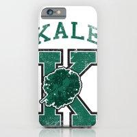 University Of Kale iPhone 6 Slim Case
