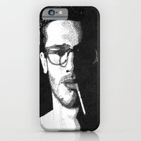 John Frusciante Pointillism Portrait iPhone 6 Slim Case