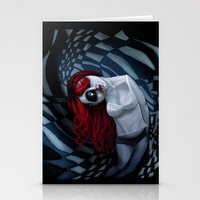 The Dark Side Of My Mind… Stationery Cards