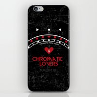 Chromatic Lovers iPhone & iPod Skin
