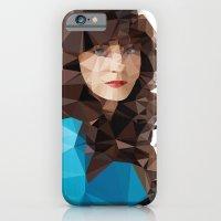 Zooey Deschanel iPhone 6 Slim Case