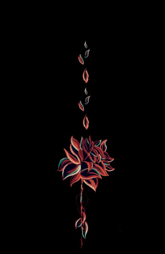 flower2 Art Print