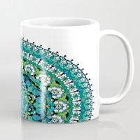 Khatem Rosette 003 | Turquoise Mug