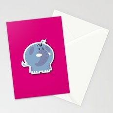 Angry Elefant Stationery Cards