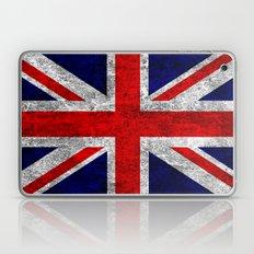 Union Jack Grunge Flag Laptop & iPad Skin