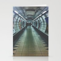 Underground: Waterloo Stationery Cards