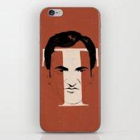T is for Tarantino iPhone & iPod Skin