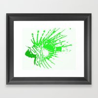 Scorpleonfish 1.3 Framed Art Print