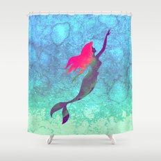Disney's The Little Merm… Shower Curtain