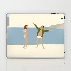 MOONRISE KINGDOM COVE Laptop & iPad Skin