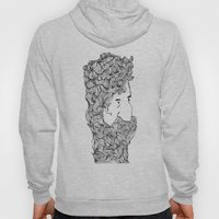 Bearded Man Hoody