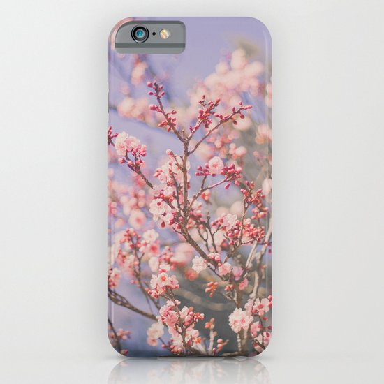Spring makes it better iPhone & iPod Case