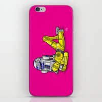 America's Hottest Couple iPhone & iPod Skin