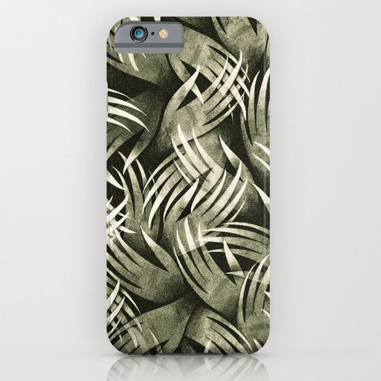 In The Icy Air of Night - Silver Screen Edition iPhone & iPod Case