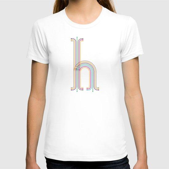 H like H T-shirt
