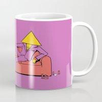 Love Triangle Mug