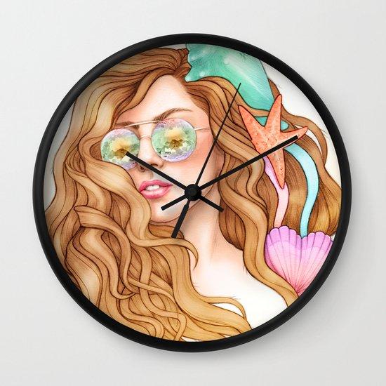Free my mind, ARTPOP Wall Clock