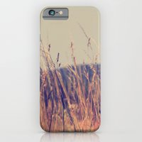 iPhone & iPod Case featuring Wheat Field by Blake Hemm