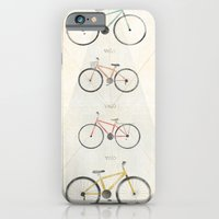 iPhone & iPod Case featuring Velo by Simone Shin