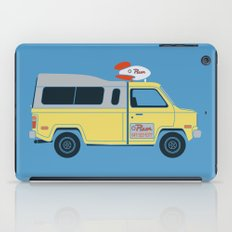 Galactic Pizza Van iPad Case