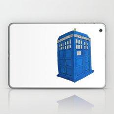 Tardis Laptop & iPad Skin