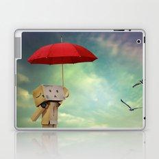 Danbo on tour Laptop & iPad Skin