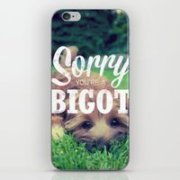 Sorry! iPhone & iPod Skin