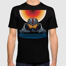 Pacific Rim SMALL Mens Fitted Tee Black