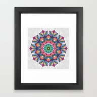 Framed Art Print featuring Art Love Passion - Manda… by ArtLovePassion