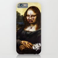 Moan-A-Lisa De Zombie : … iPhone 6 Slim Case