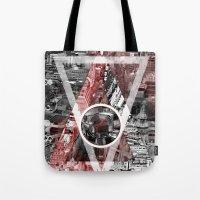London City. Tote Bag