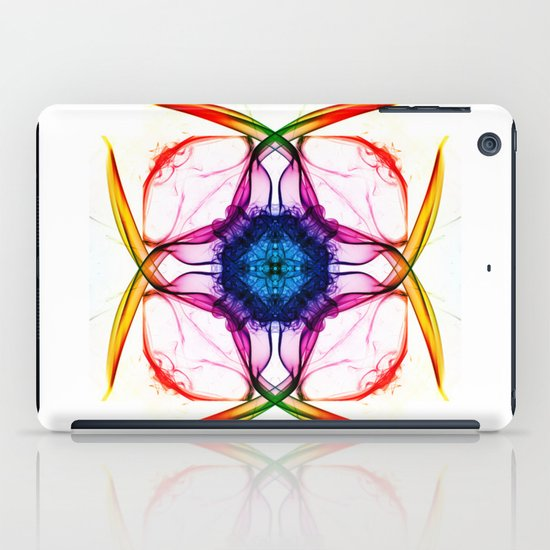 Smoke Art 88 iPad Case