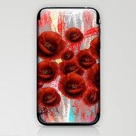 Flower Carpet(44). iPhone & iPod Skin
