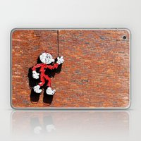 Reddy or Not Laptop & iPad Skin
