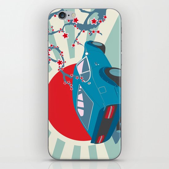 Datsun Z iPhone & iPod Skin
