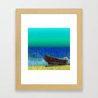 Fen Painting Framed Art Print