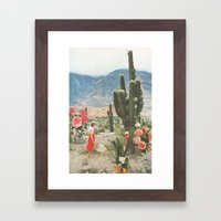 Decor Framed Art Print