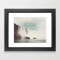 Niagara Framed Art Print