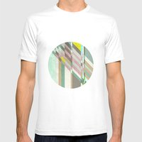 Victornex.level.3 Mens Fitted Tee White SMALL