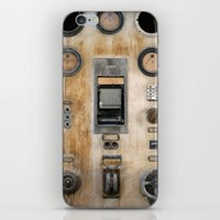 Captain Nemo iPhone & iPod Skin