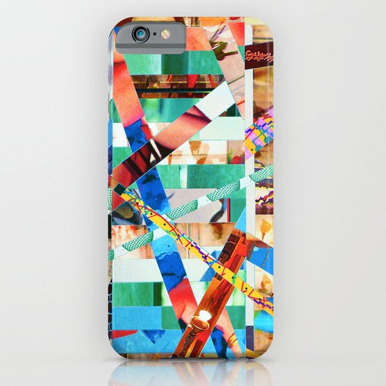 Bianca (stripes 22) iPhone & iPod Case